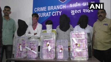 Photo of Fake Indian currency of Rs 1 crore face value seized in Surat