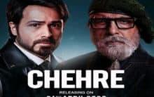 Emraan Hashmi reveals 'Chehre' release date