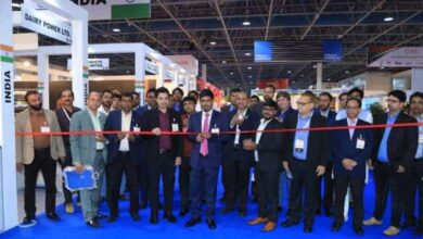 Photo of India Pavilion at 2019 SAUDI FOODEX Inagurated