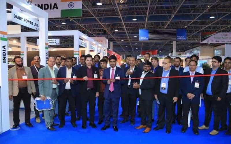 India Pavilion at 2019 SAUDI FOODEX Inagurated