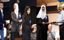 Stars of Faiz-e-Aam Trust felicitated