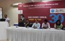 UNICEF Workshop on Child Rights ends at MANUU