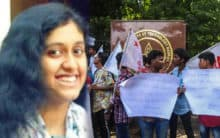IIT-M suicide: Students protest, seek justice for Fatima Lateef