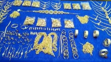 Photo of Andhra: 2 arrested with almost 9 kg gold, worth Rs 3.18 cr