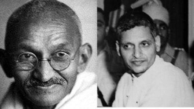 Photo of If Gandhi murder case is reviewed in SC, Godse will be hero
