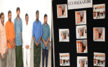 Gang held for stealing bio products valuing Rs 25L in Hyderabad