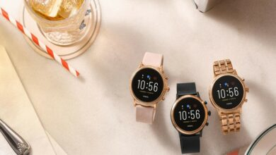Photo of Fossil launches 'Gen5' smartwatches in India