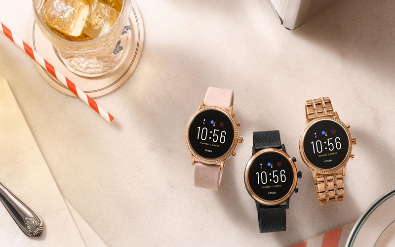 Fossil launches 'Gen5' smartwatches in India