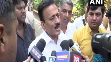 Photo of We hail the support of NCP MLAs: BJP leader Girish Mahajan