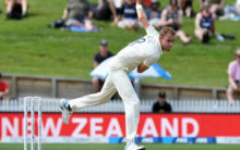 Hamilton Test: England trail New Zealand by 336 runs on day two