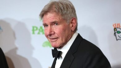 Harrison Ford may star in 'The Staircase' TV series