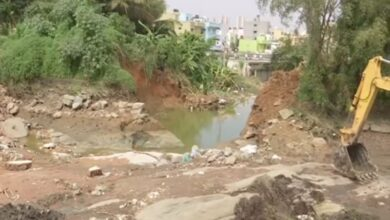 Photo of Karnataka: More than 600 houses flooded after Hulimavu breaches
