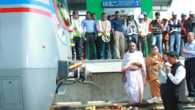 Photo of Hyderabad Metro starts trial run in JBS-MGBS corridor
