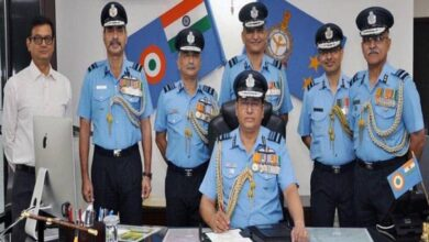 Photo of Air Marshal B Suresh takes charge of IAF's Western Command