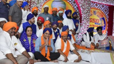 Photo of Guru Nanak jayanti celebrated with gaiety, devotion by Sikhs in Telangana
