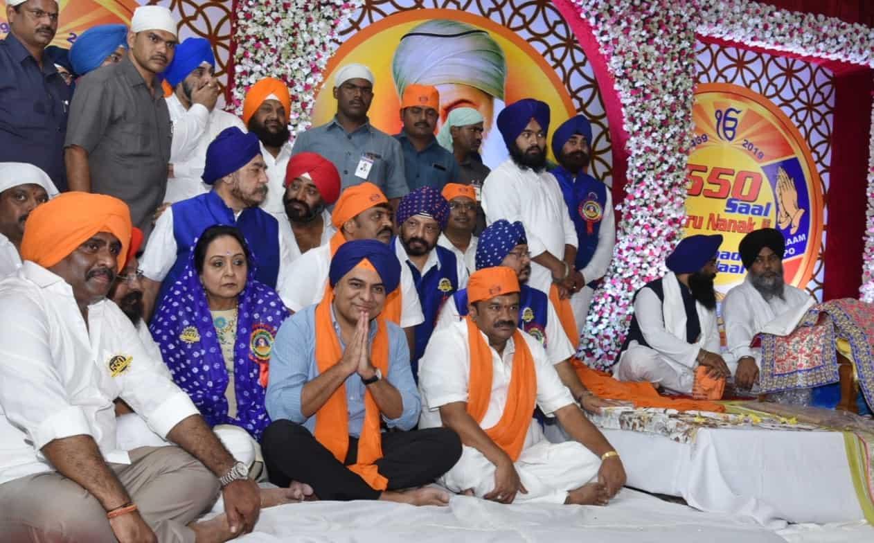 Guru Nanak jayanti celebrated with gaiety, devotion by Sikhs in Telangana