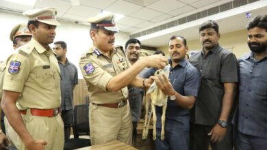 Photo of Hyderabad: 3 deer meat traders arrested, police rescue Blackbuck