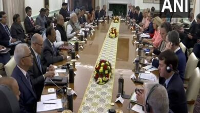 Photo of India, Germany hold delegation-level talks