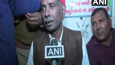Photo of Babri Masjid plaintiff Ansari wants all accused to be acquitted