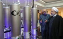 Iran developed new centrifuges to boost its enriched uranium