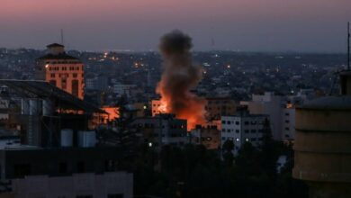 Photo of Deadly Israel-Gaza escalation rages for second day