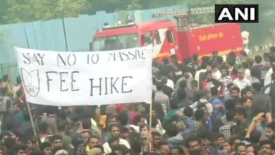 Photo of After protests, JNU rolls back proposed hostel fee hike