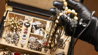 Photo of Hyderabad: Burkha-clad persons loot jewellery in Old city
