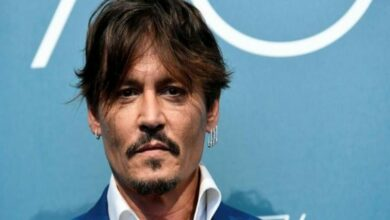 Photo of Johnny Depp to produce musical on pop legend Michael Jackson