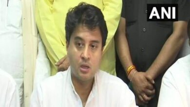 Photo of Rumours of discontent with party baseless: Scindia