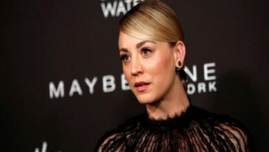 Photo of Here's why Kaley Cuoco lives away from husband Karl Cook