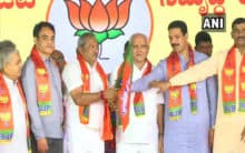 15 Disqualified Congress-JD(S) Karnataka MLAs join BJP