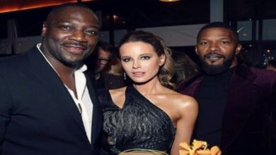 Kate Beckinsale rubbishes dating rumors with Jamie Foxx