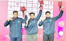 Abid Ali Khan gets bronze medal in Asian Championship