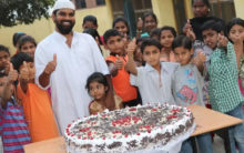 Meet Mohiuddin, a journo who started Nawab's kitchen for orphans