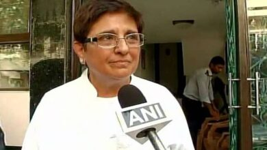 Photo of Kiran Bedi opens Police Science Congress in UP