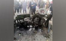 Pakistan: 7 injured in Lahore cylinder blast