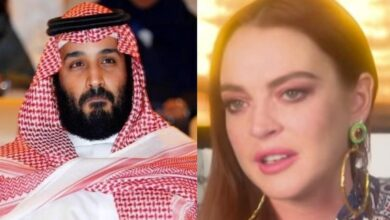 Photo of Is Lindsay Lohan dating Saudi Crown Prince Mohammad Bin Salman?