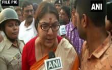 BJP attacks Trinamool govt in LS