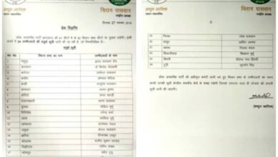 Photo of LJP releases third list of 24 candidates for Jharkhand Assembly