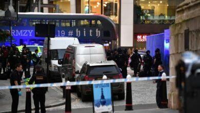 Photo of Terror returns to London Bridge in 'Black Friday' attack