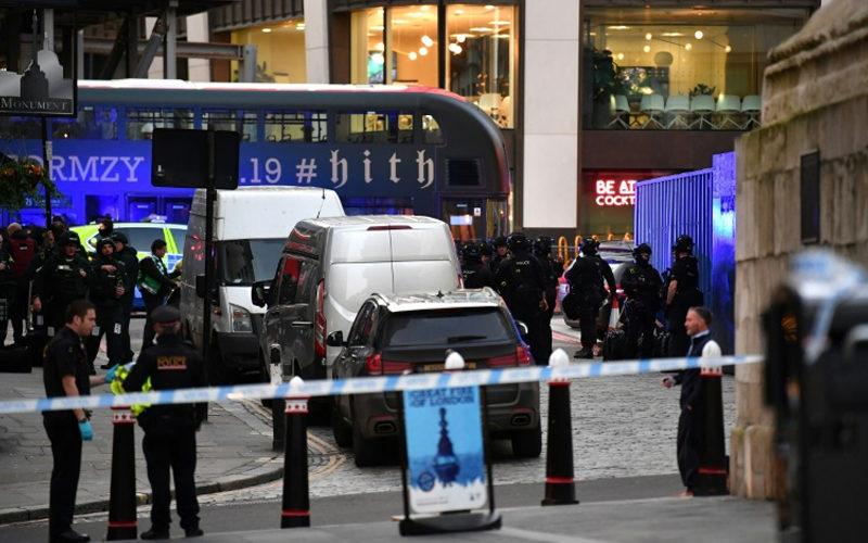 Terror returns to London Bridge in 'Black Friday' attack