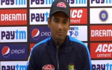 Mahmudullah: T20 series good opportunity for younger players