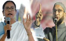 In veiled attack, Mamta accuses Owaisi of taking money from BJP