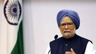 Photo of Ex-PM Manmohan Singh admitted to AIIMS