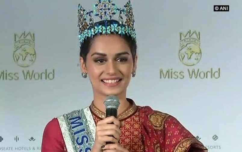 Manushi Chillar: First shot for debut film was simply surreal