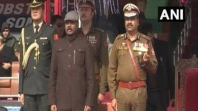 Photo of J-K: LG Murmu attends passing out parade of constables