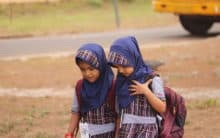 Muslim kids feel no less Indian because of their faith: Study