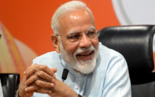 Modi says Rajapaksa visit to strengthen bonds with Lanka
