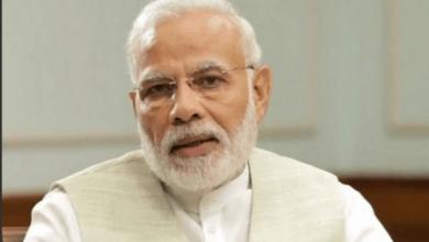 Modi holds Cabinet meet amid Maharashtra instability