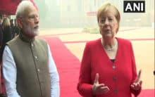 Germany, India linked by 'very close ties': Merkel